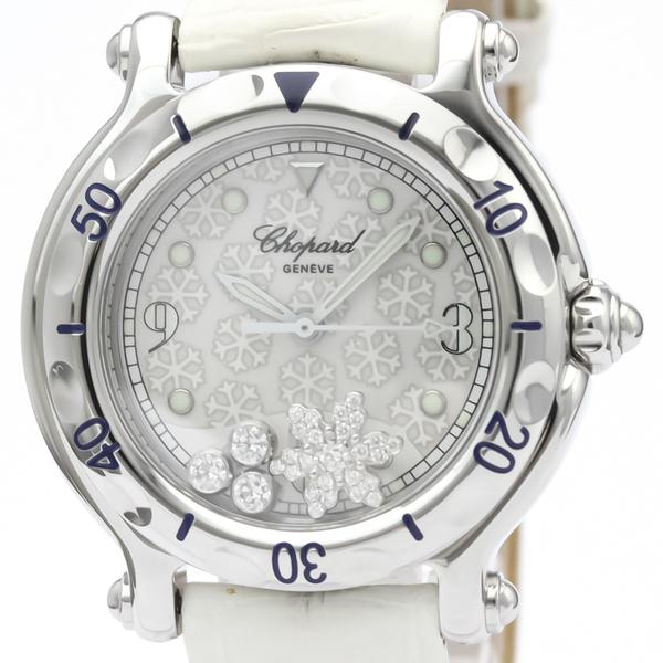 Chopard Happy Sport Quartz Stainless Steel Women's Dress Watch 27/8949