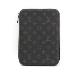 ルイ・ヴィトン(Louis Vuitton) モノグラム・エクリプス ケース iPad Mini 対応 モノグラムエクリプス IPADカバー・ボックス M61870