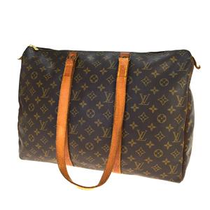 ルイ・ヴィトン(Louis Vuitton) モノグラム ショルダーバッグ ブラウン