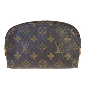 ルイ・ヴィトン(Louis Vuitton) モノグラム ポシェット コスメティック M47515 ポーチ ブラウン