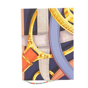 Hermes Memo Pad Navy Notepad