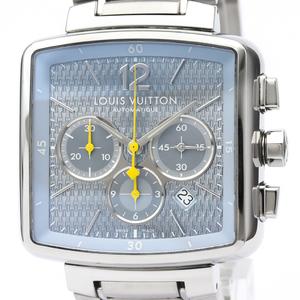 ルイ・ヴィトン(Louis Vuitton) スピーディ 自動巻き ステンレススチール(SS) メンズ ドレスウォッチ Q2121