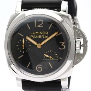 PANERAI Luminor Mechanical Stainless Steel Men's Sports Watch PAM00423