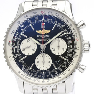 Breitling Navitimer Automatic Stainless Steel Men's Sports Watch AB0120