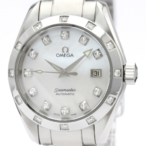 Omega Seamaster Automatic Stainless Steel Women's Dress Watch 2564.75
