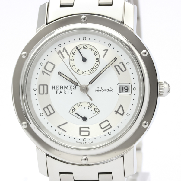 Hermes Clipper Automatic Stainless Steel Men's Sports Watch CL2.810