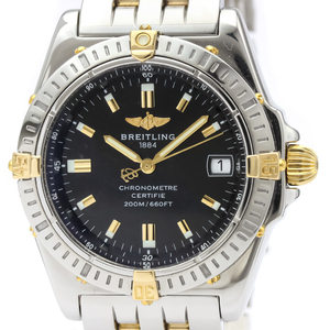 Breitling Callisto Quartz Stainless Steel,Yellow Gold (18K) Women's Sports Watch B77346