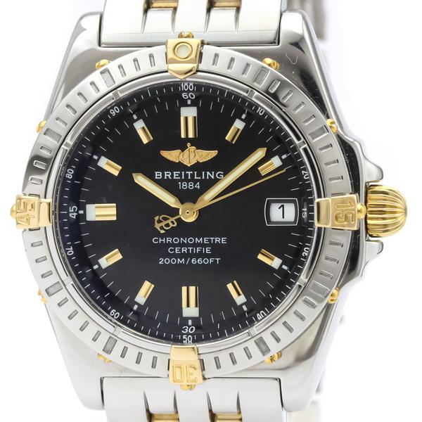 Breitling Callisto Quartz Stainless Steel,Yellow Gold (18K) Women's Sports Watch B77346