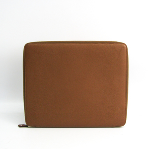 Hermes Tablet Stand Case Brown e-ZIP iPad case