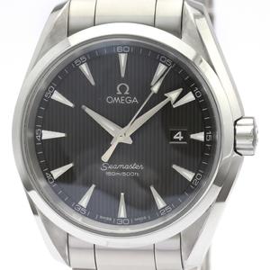 Omega Seamaster Quartz Stainless Steel Men's Sports Watch 231.10.39.61.06.001