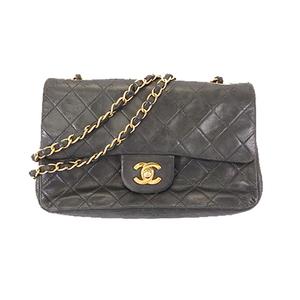 Chanel Matelasse W Flap W Chain Shoulder Bag