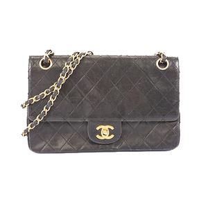 Chanel Matelasse Chanel Matelasse W Flap W Chain Shoulder Bag