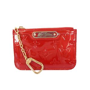 ルイ・ヴィトン(Louis Vuitton) モノグラムヴェルニ ポシェットクレ Pochette Cles M93559 レディース モノグラムヴェルニ 財布 ポムダムール