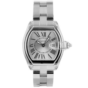 Cartier Roadster Quartz Stainless Steel Women's Casual Watch W62016V3