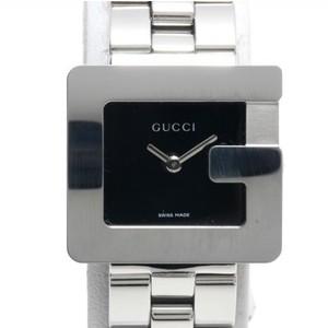 グッチ(Gucci) 3600L クォーツ ステンレススチール(SS) レディース カジュアルウォッチ Gウォッチ