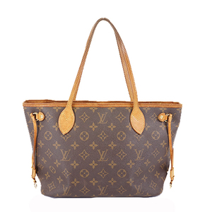 Auth Louis Vuitton Monogram Neverfull PM M40155 Women's Tote Bag
