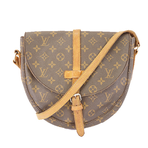 Auth Louis Vuitton Monogram Chantilly M51233 Women's Shoulder Bag