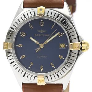 Breitling Callisto Quartz Stainless Steel,Yellow Gold (18K) Women's Sports Watch 80510