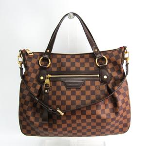 ルイ・ヴィトン(Louis Vuitton) ダミエ イーヴォラMM N41131 レディース ショルダーバッグ エベヌ