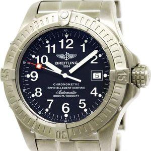 Breitling Avenger Automatic Titanium Men's Sports Watch E17370