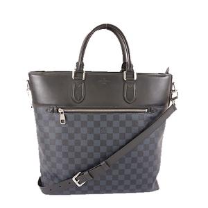 ルイ・ヴィトン(Louis Vuitton) ダミエ・コバルト ニューポート Newport N41588 メンズ ブリーフケース コバルト