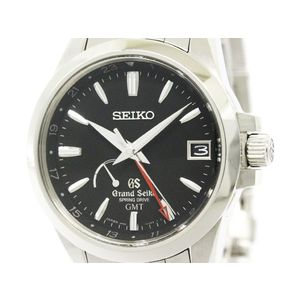 Seiko Grand Seiko Spring Drive Stainless Steel Men's Sports Watch SBGE013(9R66-0AE0)