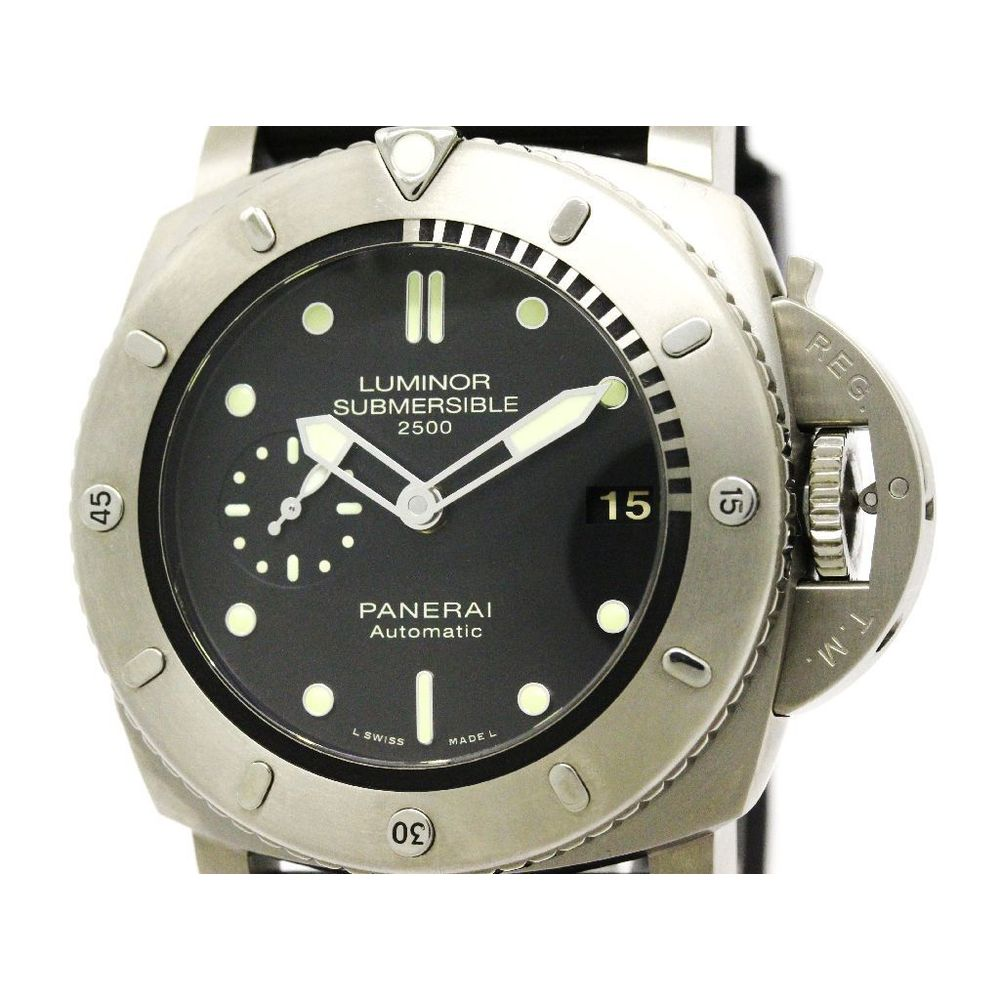 Officine Panerai Luminor Automatic Titanium Men's Sports Watch PAM00364
