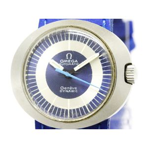Omega Dynamic Automatic Stainless Steel Women's Dress Watch