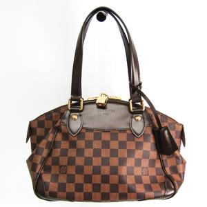 ルイ・ヴィトン(Louis Vuitton) ダミエ ヴェローナPM N41117 ショルダーバッグ エベヌ