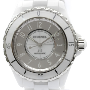 Chanel J12 Automatic Ceramic Men's Sports Watch H4862