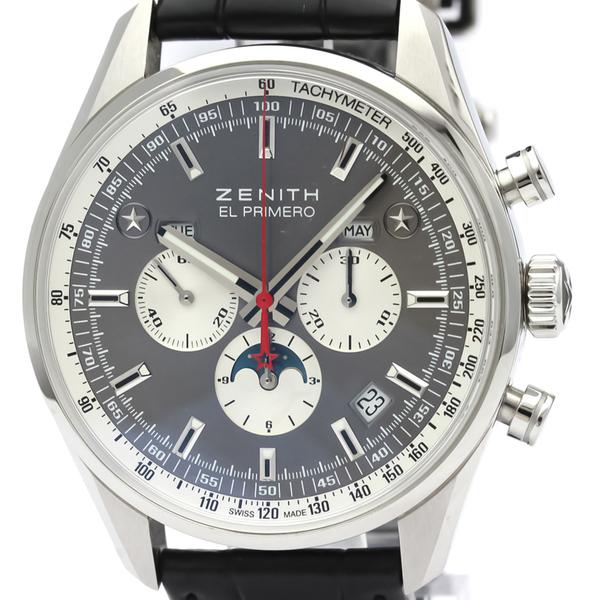 Zenith El Primero Automatic Stainless Steel Men's Sports Watch 03.2092.410