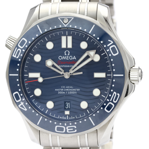 Omega Seamaster Automatic Ceramic,Stainless Steel Men's Sports Watch 210.30.42.20.03.001