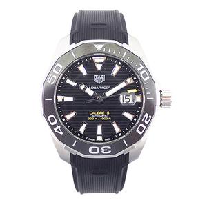 TAG HEUER Aquaracer Calibre 5 Steel Automatic Watch WAY201A