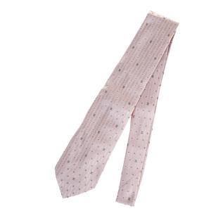 シャネル(Chanel) CClogo ネクタイ シルク ピンク