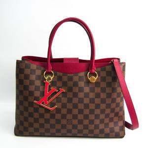 ルイ・ヴィトン(Louis Vuitton) ダミエ LVリバーサイド N40052 レディース ハンドバッグ,ショルダーバッグ エベヌ