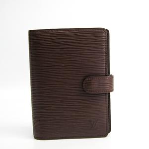 ルイ・ヴィトン (Louis Vuitton) エピ 手帳 モカ アジェンダPM R2005D