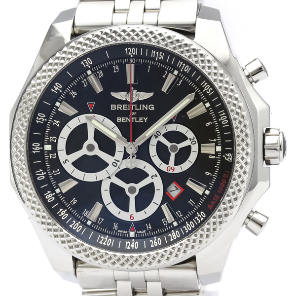 Breitling Bentley Automatic Stainless Steel Men's Sports Watch A25366