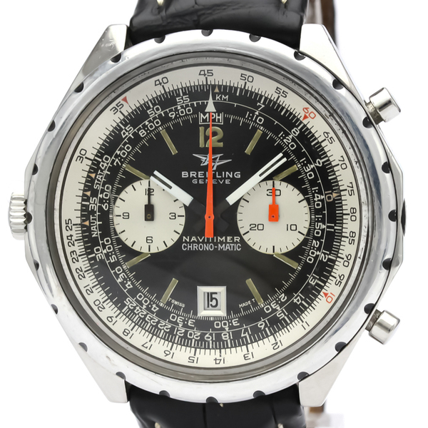 Breitling Navitimer Automatic Stainless Steel Men's Sports Watch 1806