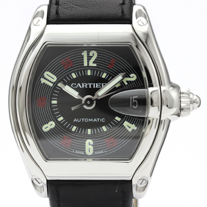 Cartier Roadster Automatic Stainless Steel Men's Dress Watch W62002V3