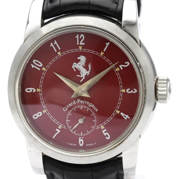 Girard-Perregaux Ferrari Automatic Stainless Steel Men's Sports Watch 8030