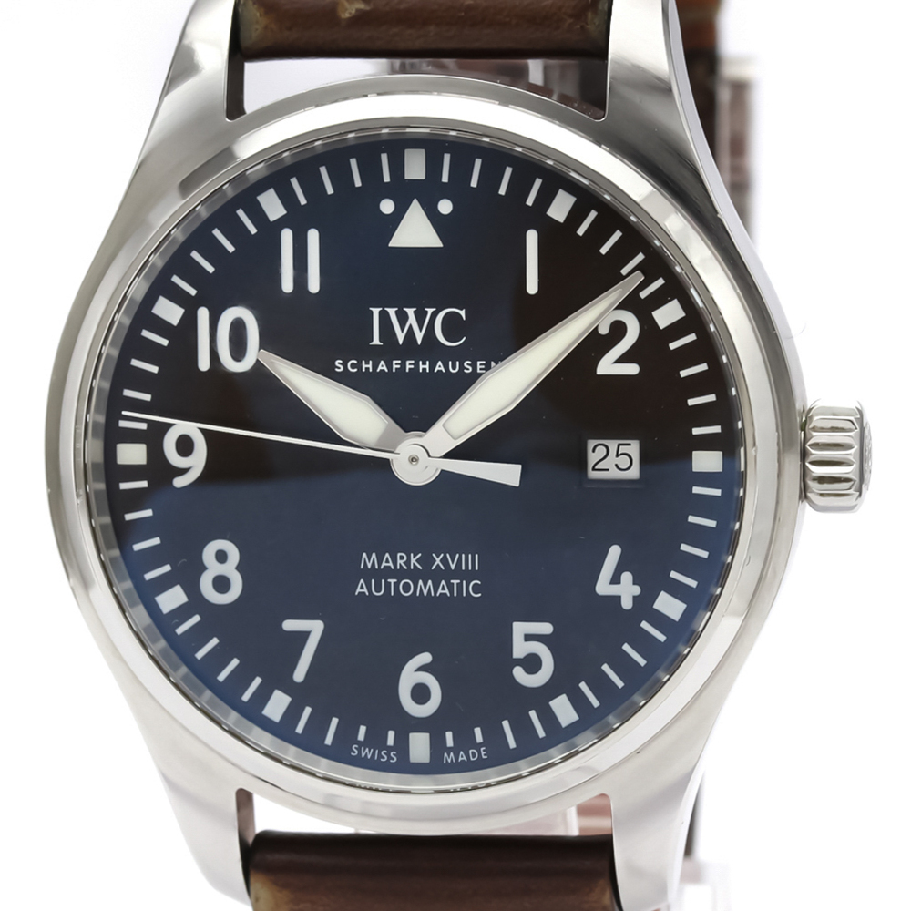 IWC Mark XVIII Automatic Stainless Steel Men's Dress Watch IW327003
