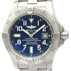 Breitling Avenger Automatic Stainless Steel Men's Sports Watch A17330