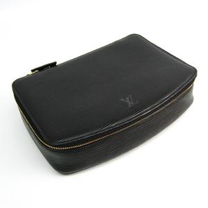 ルイ・ヴィトン(Louis Vuitton) エピ ポッシュ・モンテカルロ  M48362 ジュエリーケース ノワール エピレザー
