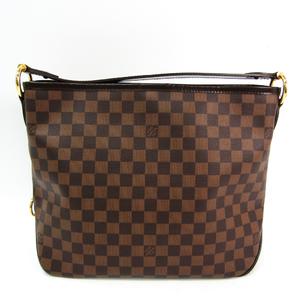 ルイ・ヴィトン(Louis Vuitton) ダミエ ディライトフルPM N41459 レディース ショルダーバッグ エベヌ
