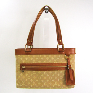 ルイ・ヴィトン(Louis Vuitton) モノグラムミニ ルシーユPM M92684 レディース ハンドバッグ ベージュ