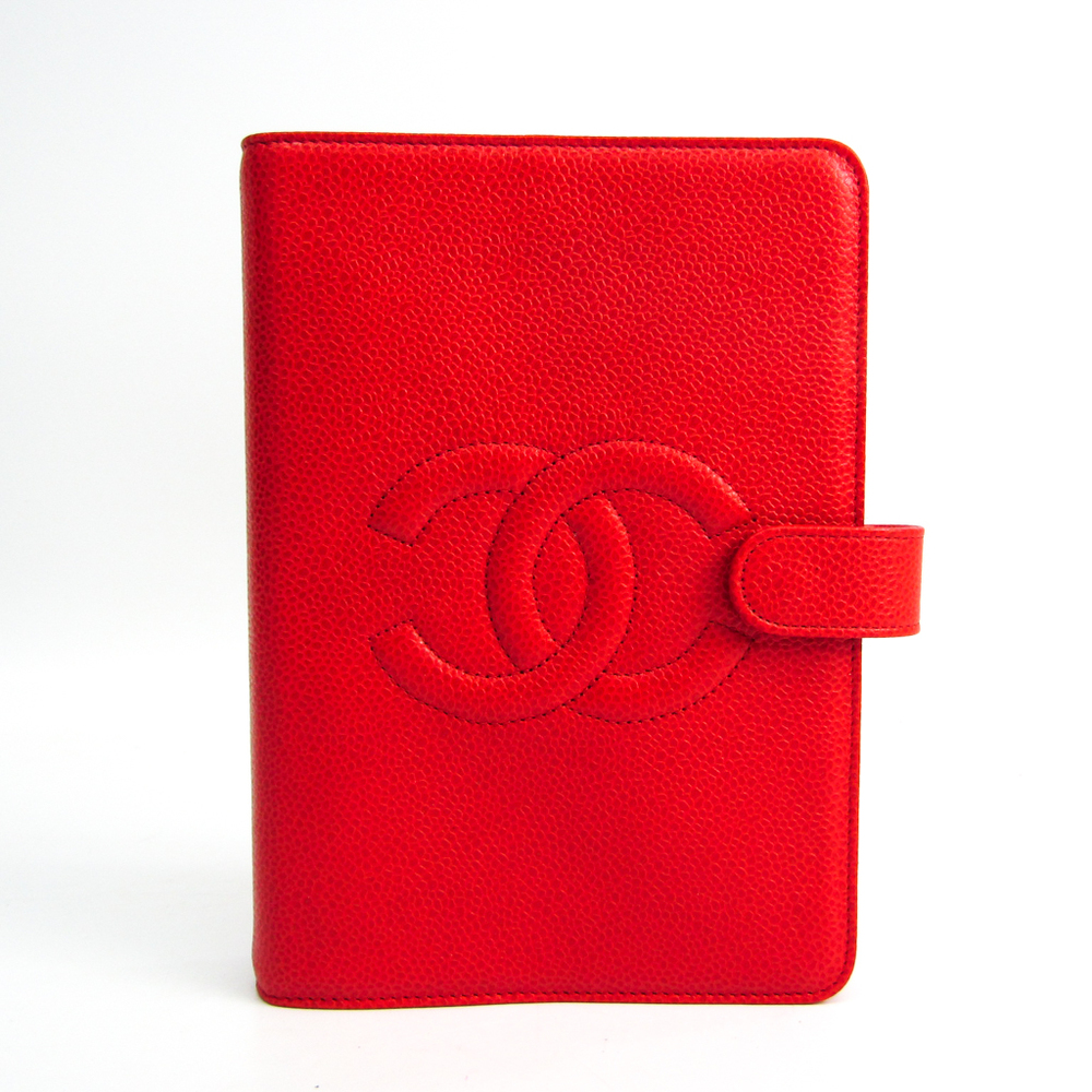 Chanel Planner Cover Red Color agenda