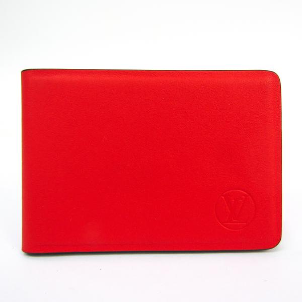 Louis Vuitton Leather Accessory Rouge Pocket Miror Aurlien