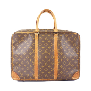 Auth Louis Vuitton Monogram M41408 Men's Briefcase