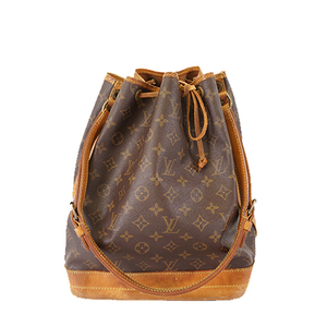 Auth Louis Vuitton Monogram  Shoulder Bag  Noe M42224