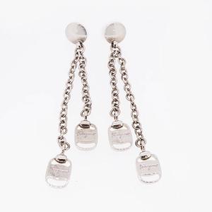 Salvatore Ferragamo pierced earrings Metal Material